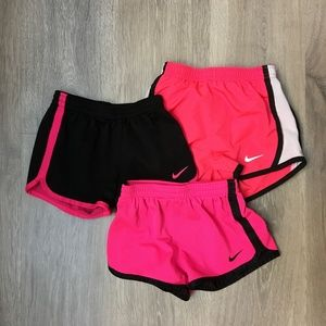 Toddler Girl Nike Shorts Lot